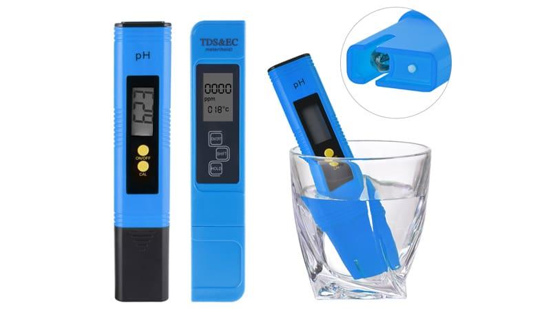 Набор приборов для измерения качества воды и питательных растворов